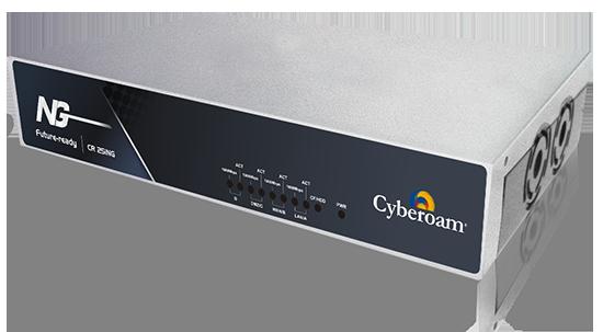 Cyberoam CR25iNG | CyberoamWorks com