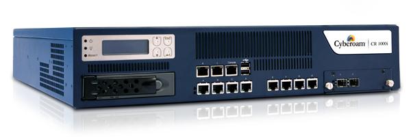 Cyberoam CR1000i UTM Appliance | CyberoamWorks com
