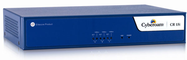 Cyberoam CR15i UTM Appliance